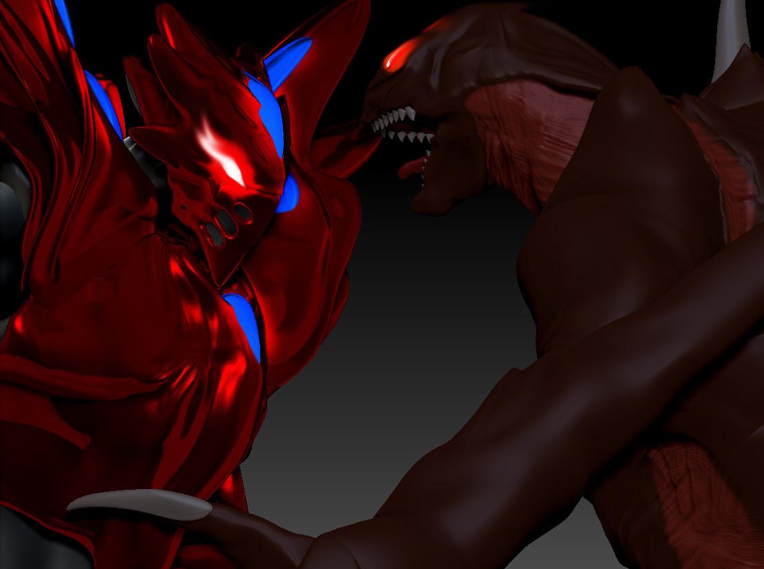 Wraith VS Grogan