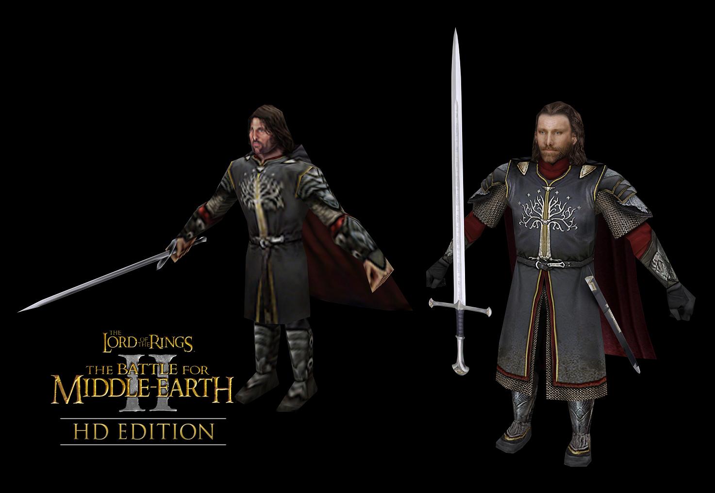 Aragorn Render
