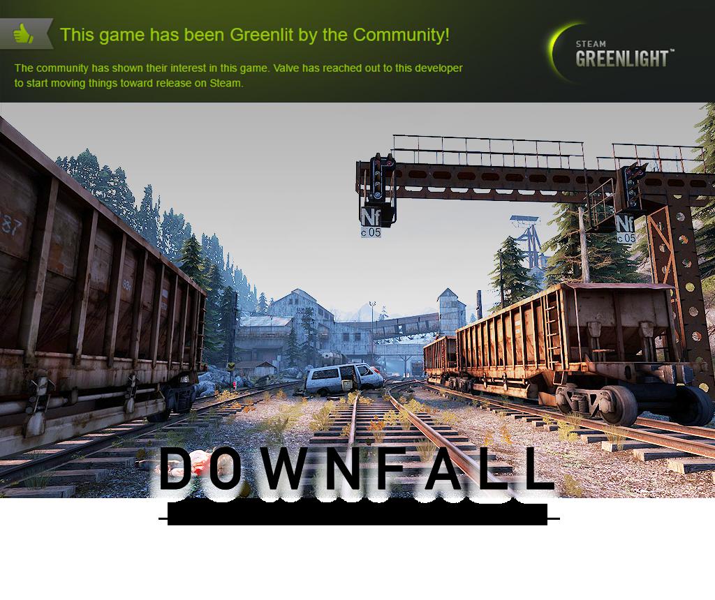 downfall steamgreenlight