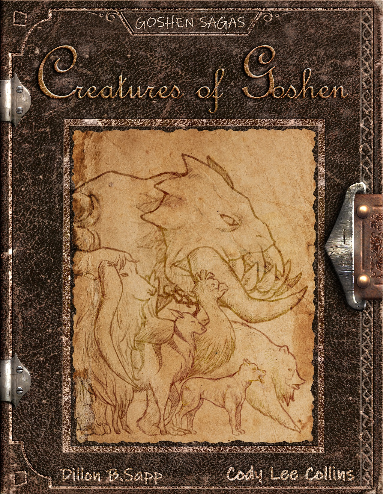 Creatures of Goshen Cover Small