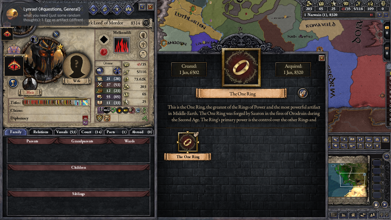 CK2: Middle Earth Project (CK2:MEP) mod for Crusader Kings II - Mod DB