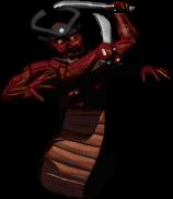 Serpent God