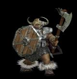 Dwarf Clan Warrior Icon