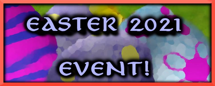 Easter 2021 Logo