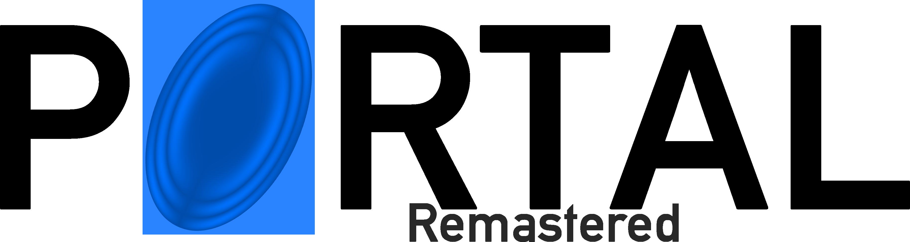 Logo of Portal Remastered