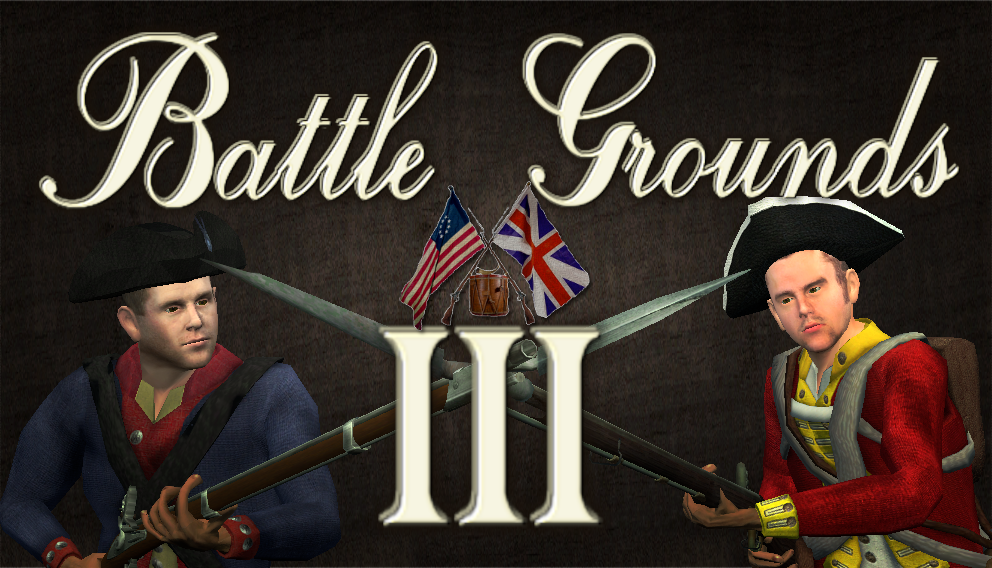 Steam Page, Release Date! news - Battle Grounds 2 and 3 mod