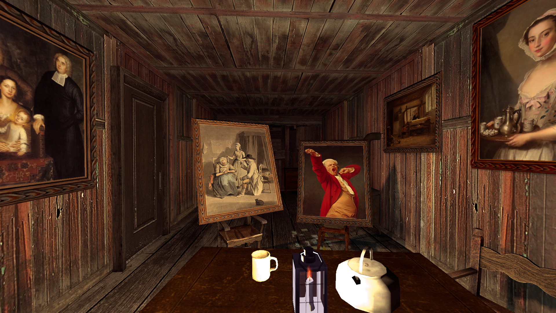 Painter's Shop on Bg_Townguard