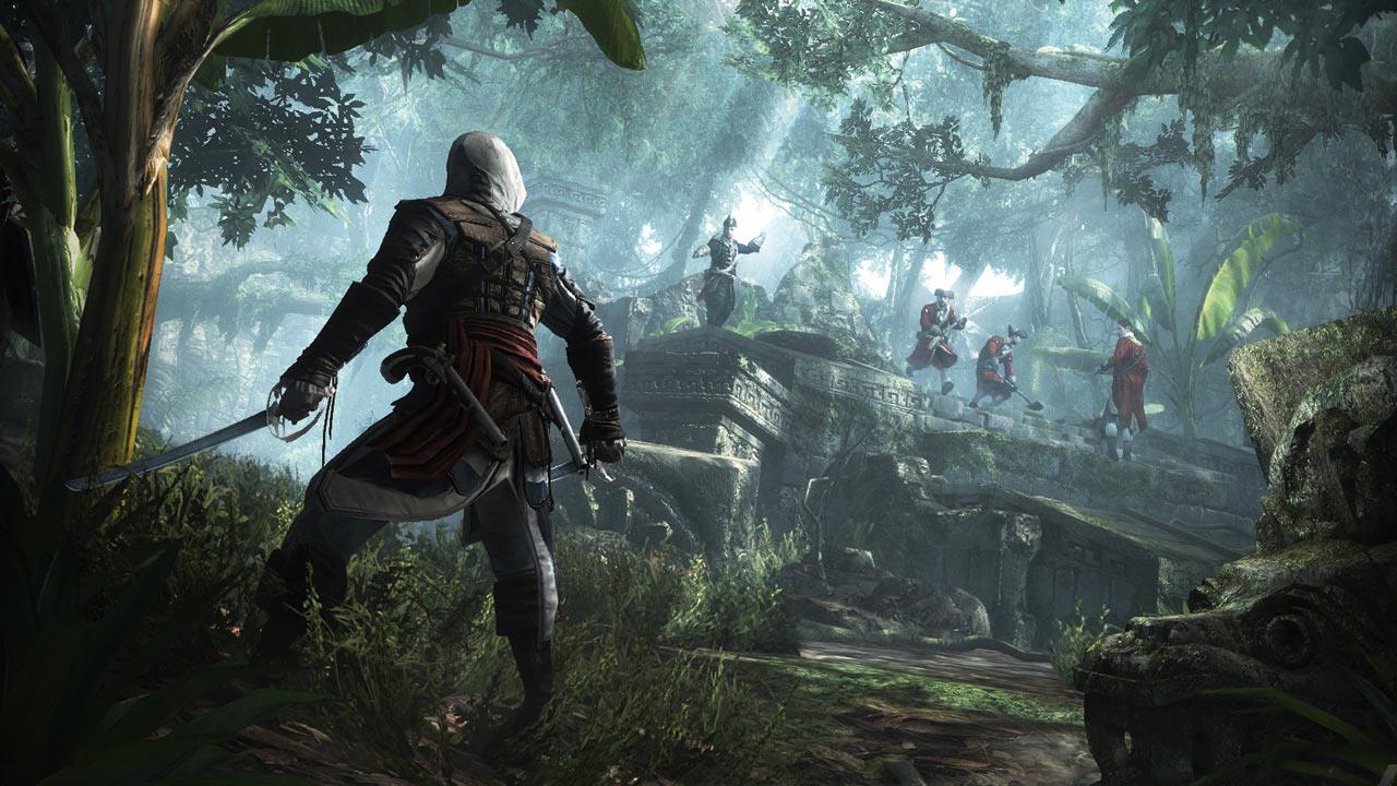 Assassin S Creed Iv Black Flag Wallpaper Image