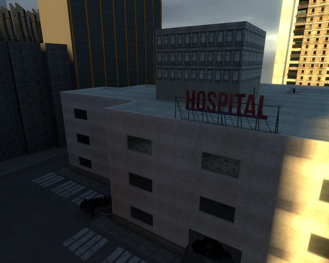 telvy hospital level 010009