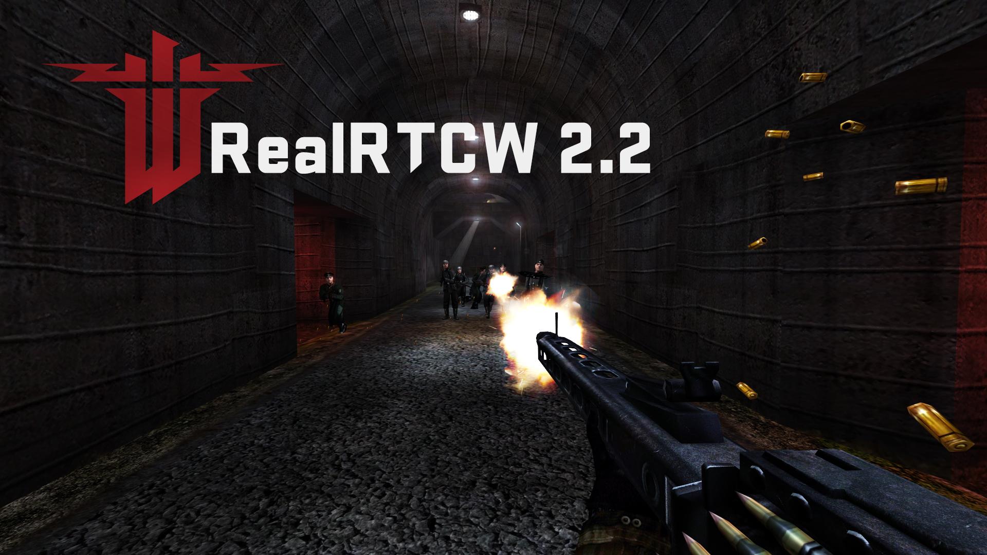 RealRTCW 2 2 - Released! news - Mod DB