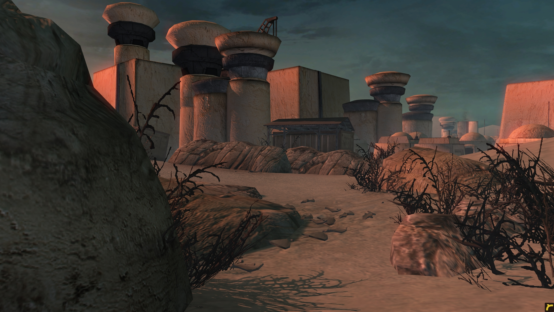 Tatooin Ruins (4 players)