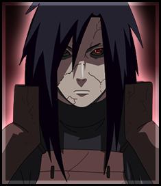 Madara Uchiha Hero Preview feature - Naruto Wars Reborn mod