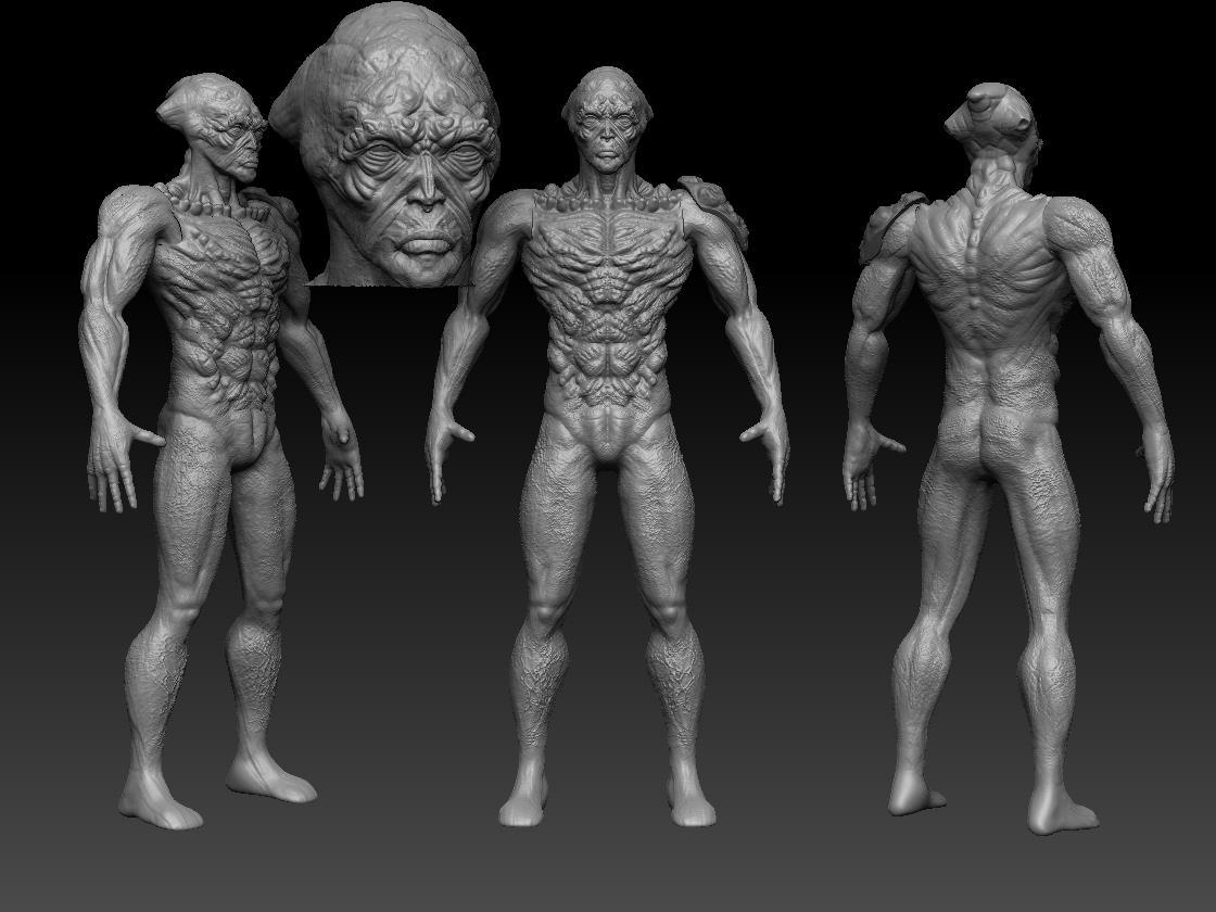 Alien Liam 1