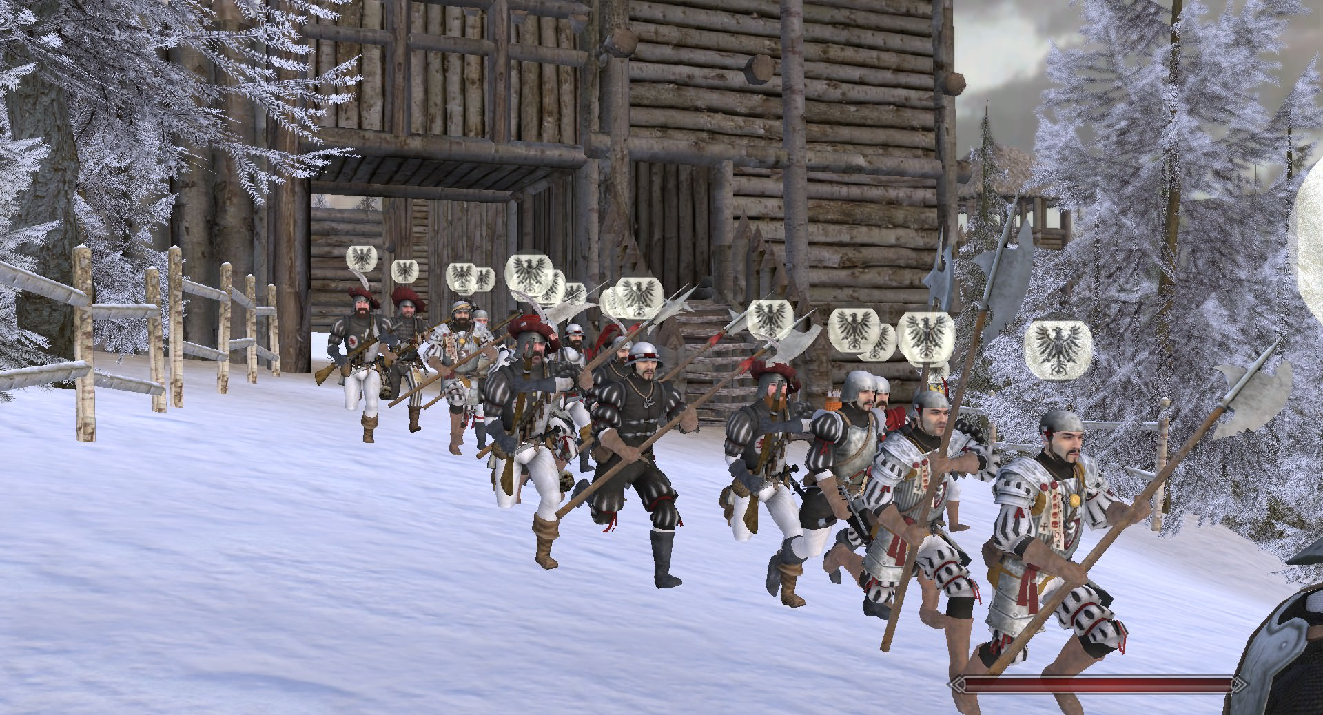 Sigmar Troops in Full Invasion
