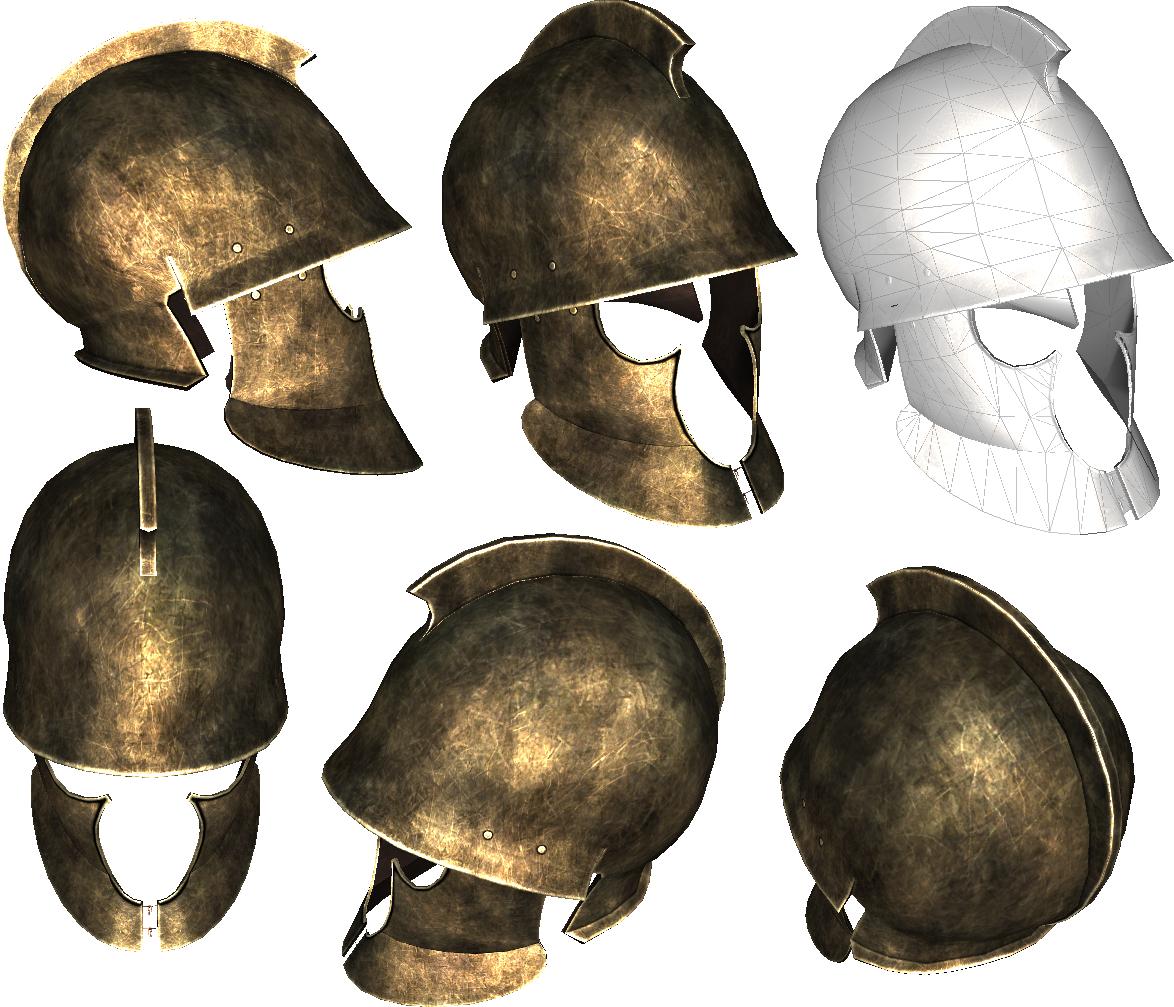 thracian helmet image - rgcotl