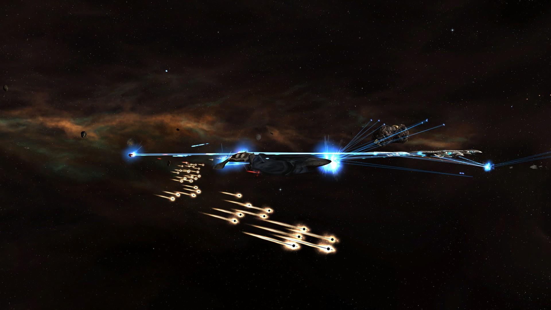 A special Missile Platform spawned by the Rebel Skirantra Carrier