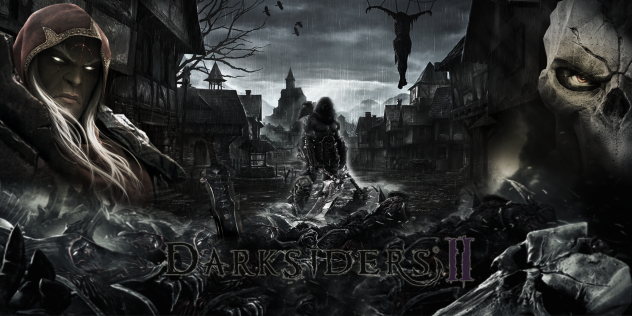 Darksiders Banner Blog Horseman War Mod Db