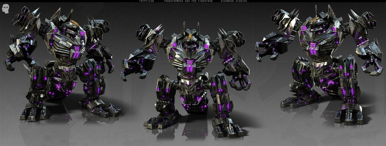 Trypticon 1 Image Videogamelover Mod Db