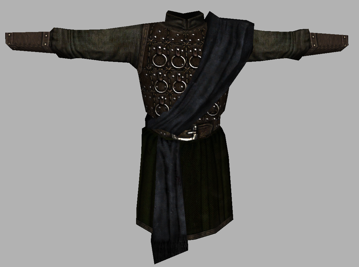 Highlander Spearman Armor with S