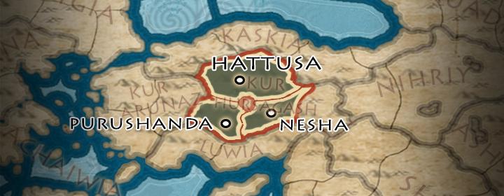 map bro hittite