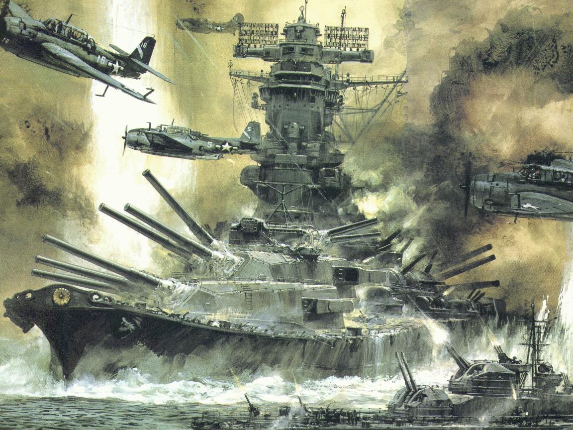 超弩級戦艦 大和 Image Yamato1945 Mod Db