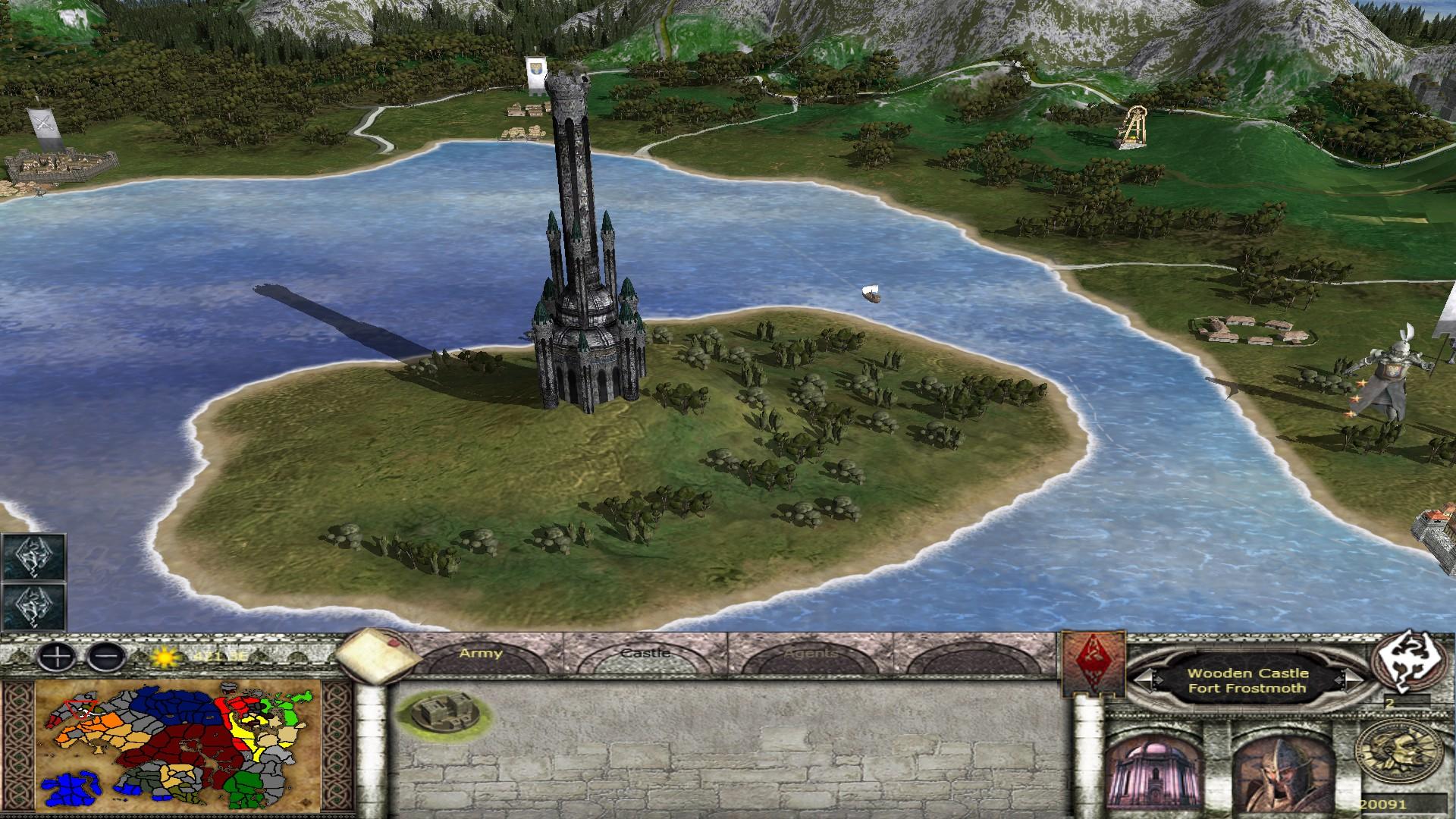 adamantine tower