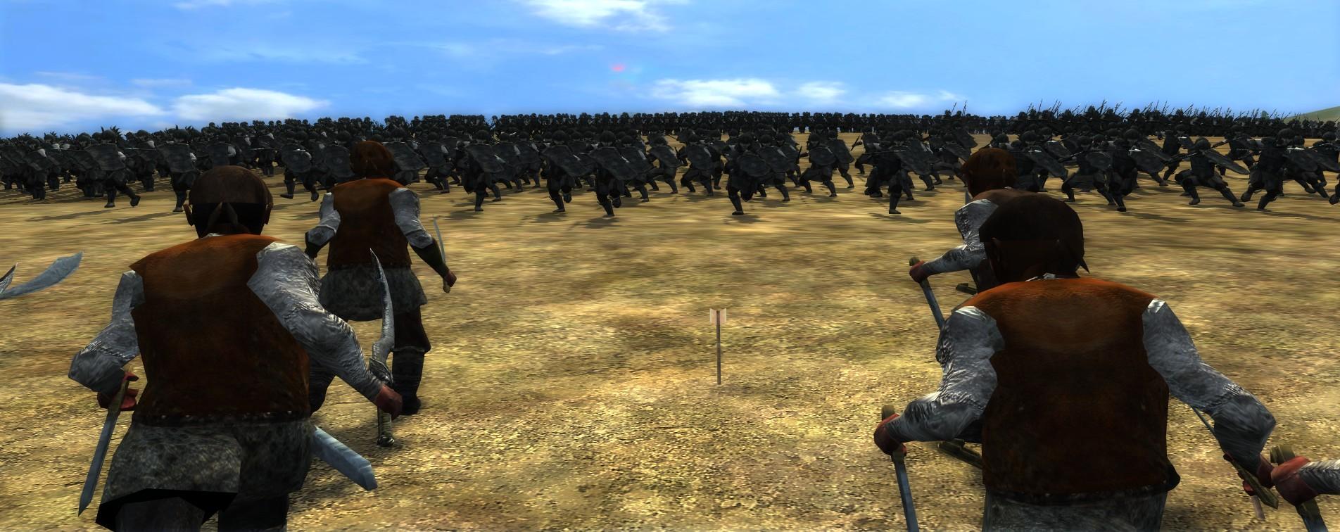 Battle of Mercenaries