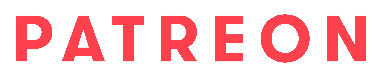 Digital Patreon Wordmark FieryCo