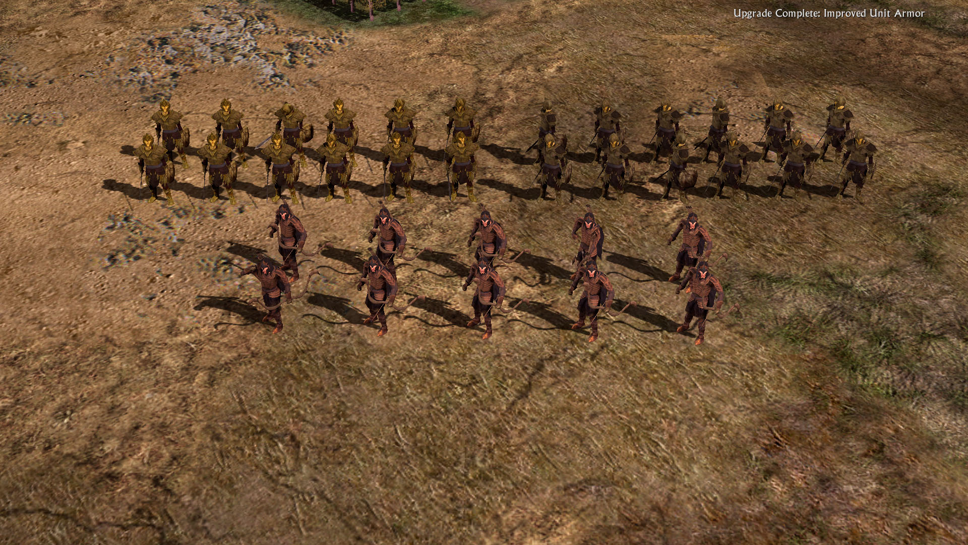 Dominion army