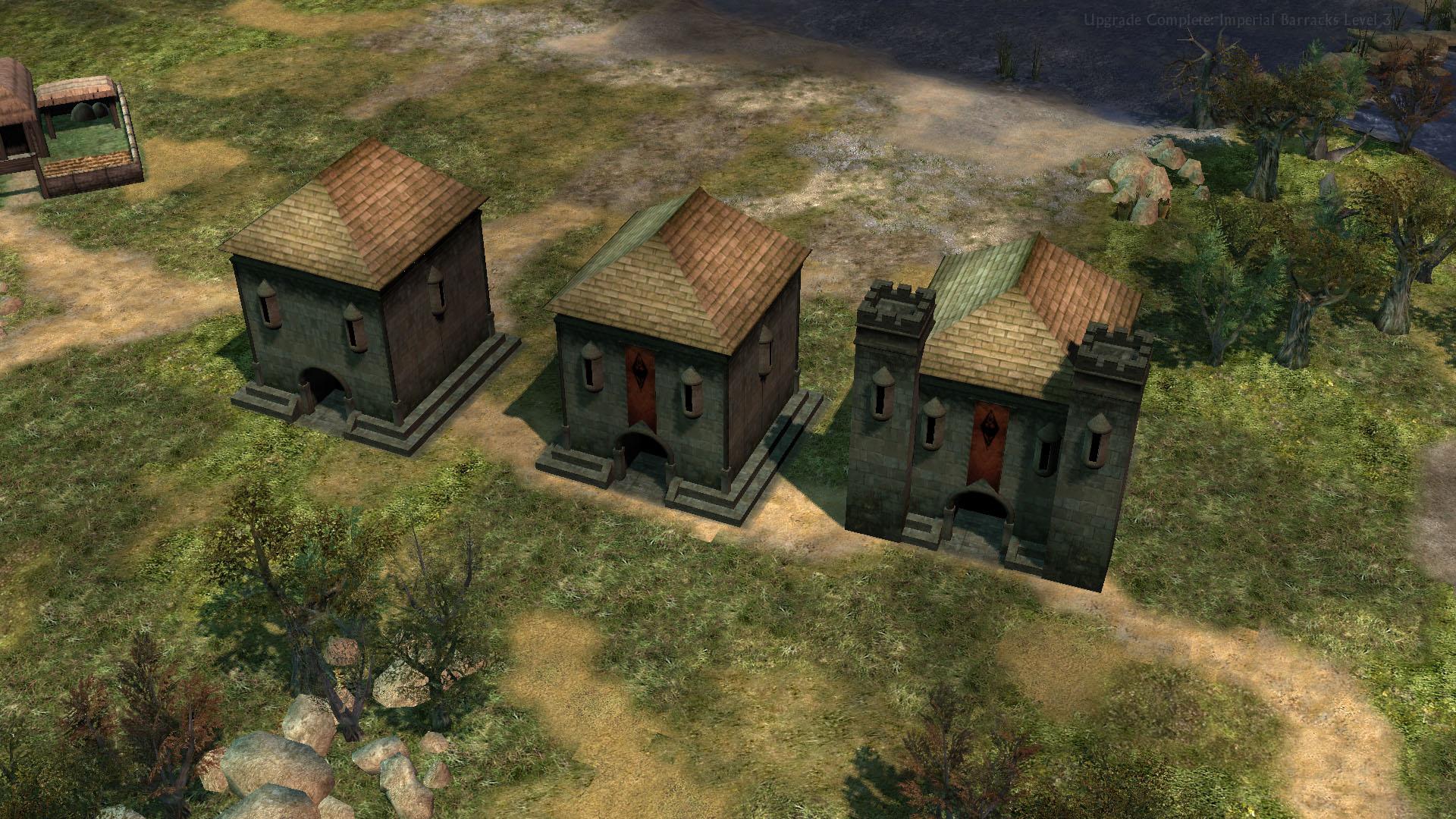 Empire Barracks