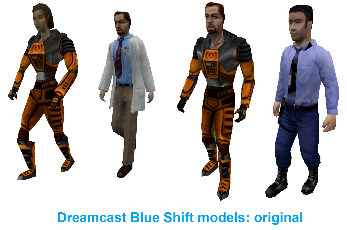 PS2 Blue Shift (unofficial port) mod for Half-Life - Mod DB
