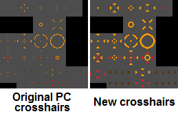 New crosshairs.