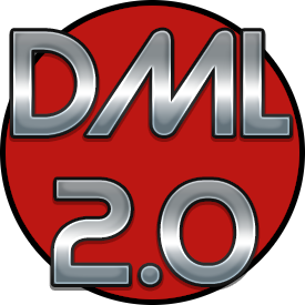 DML2 logo
