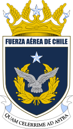 Coat of arms of the Chilean Air