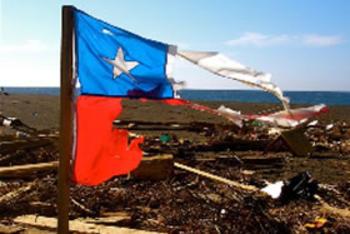 terremoto bandera