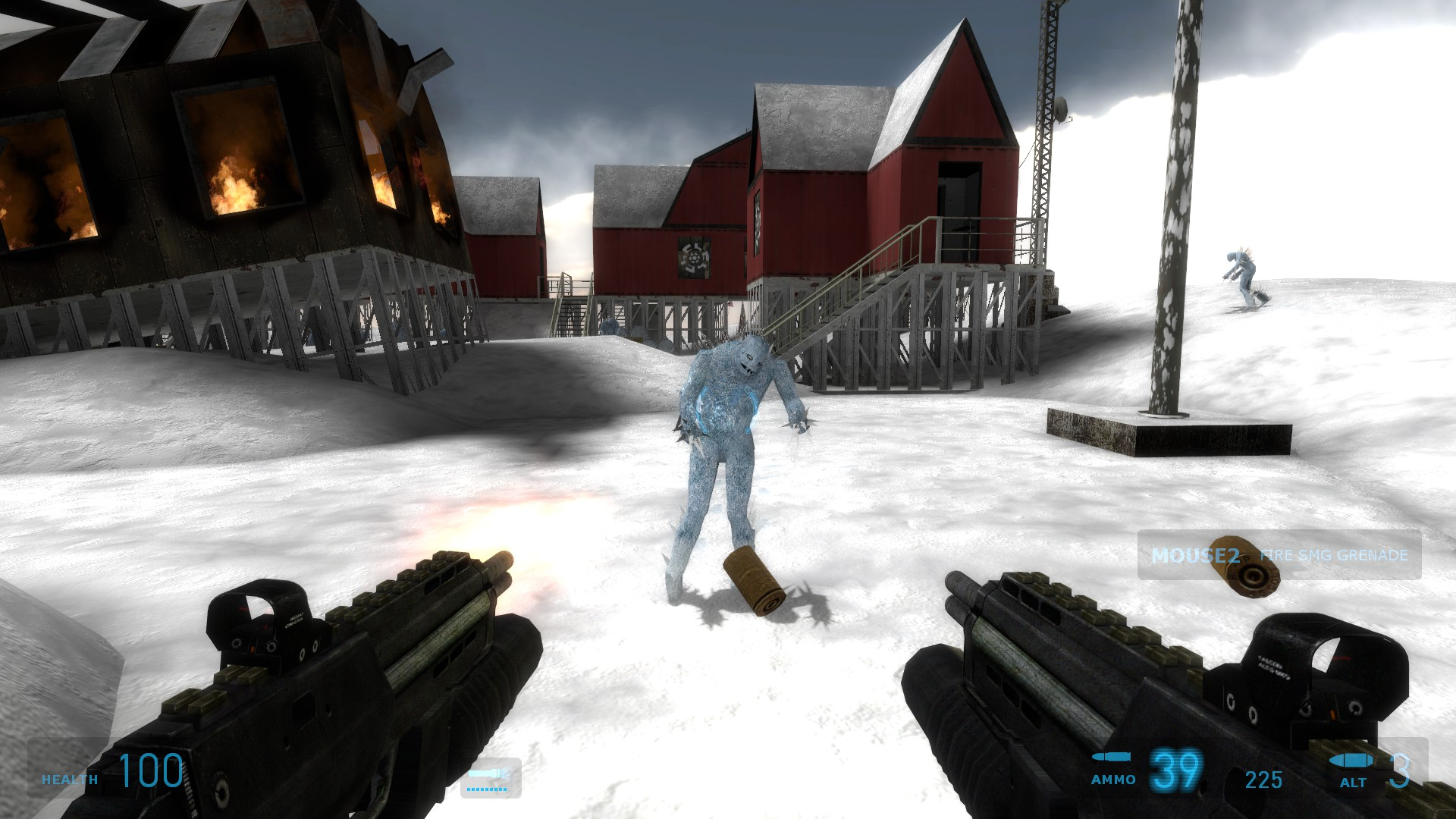 ICE - A Half-Life 2 Expansion Pack mod - Mod DB