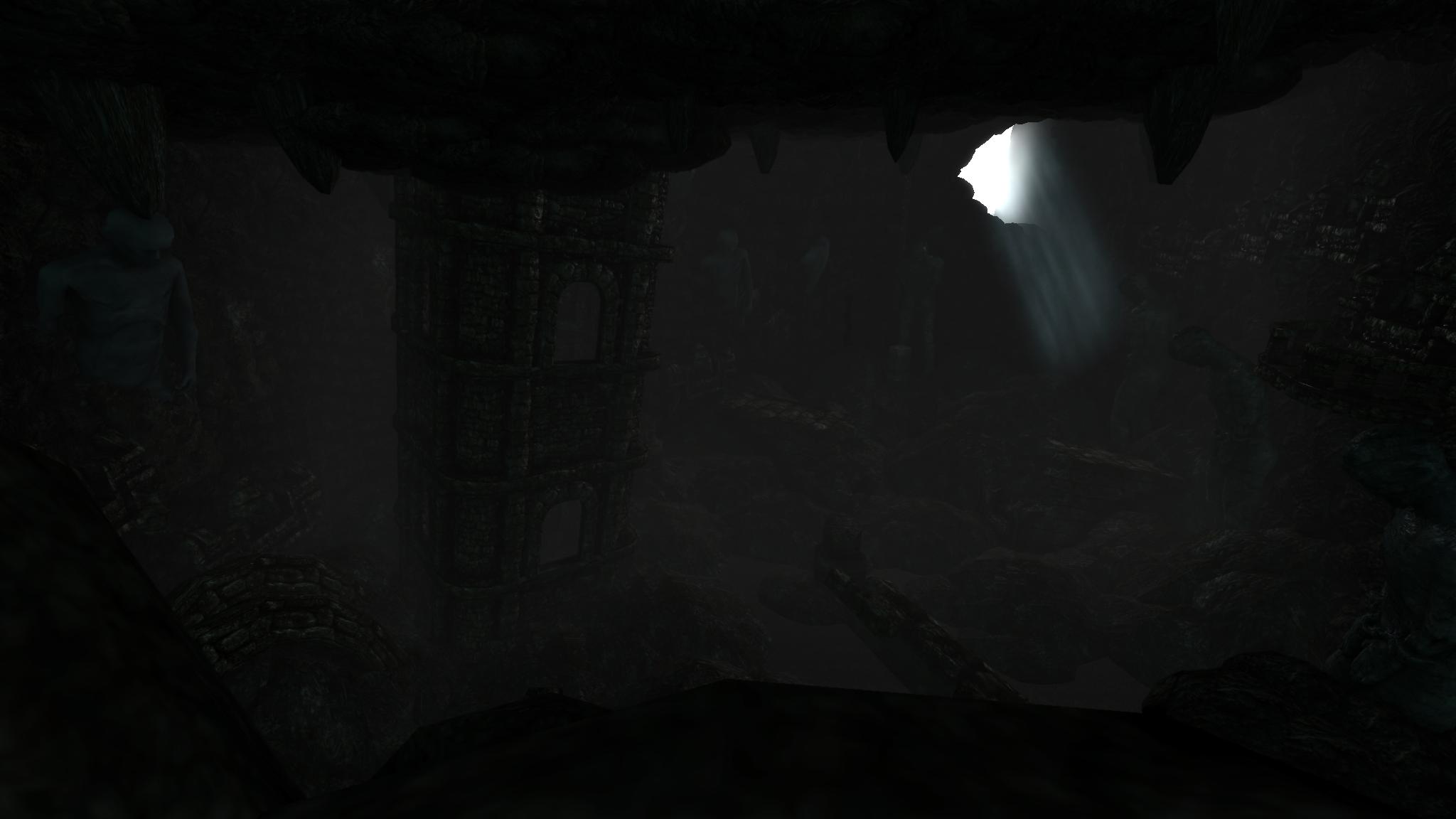 Amnesia The Dark Descent Screen