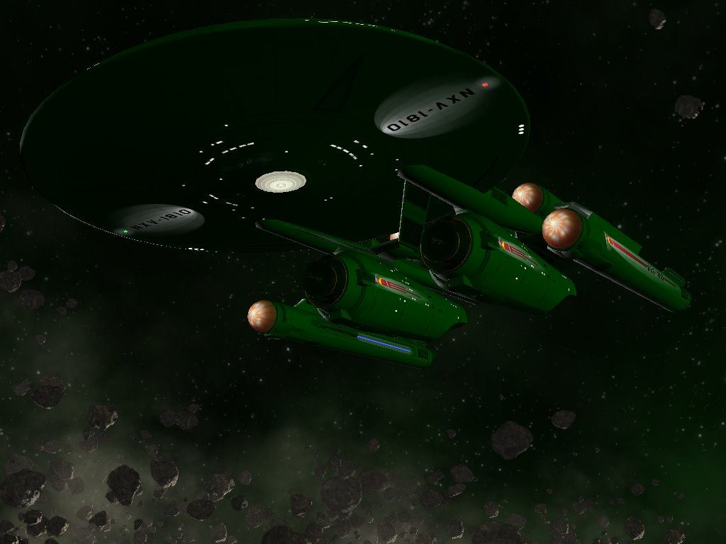 Star Trek: Evolution mod - Mod DB