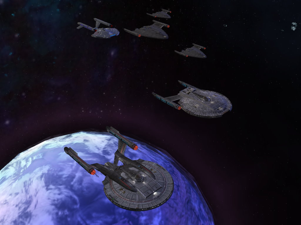 Terran task force