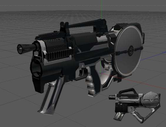 assault gun