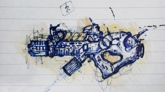 Terry Yangs gun 1