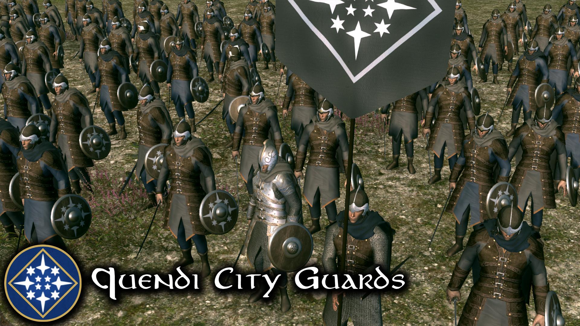 Quendi City Guards