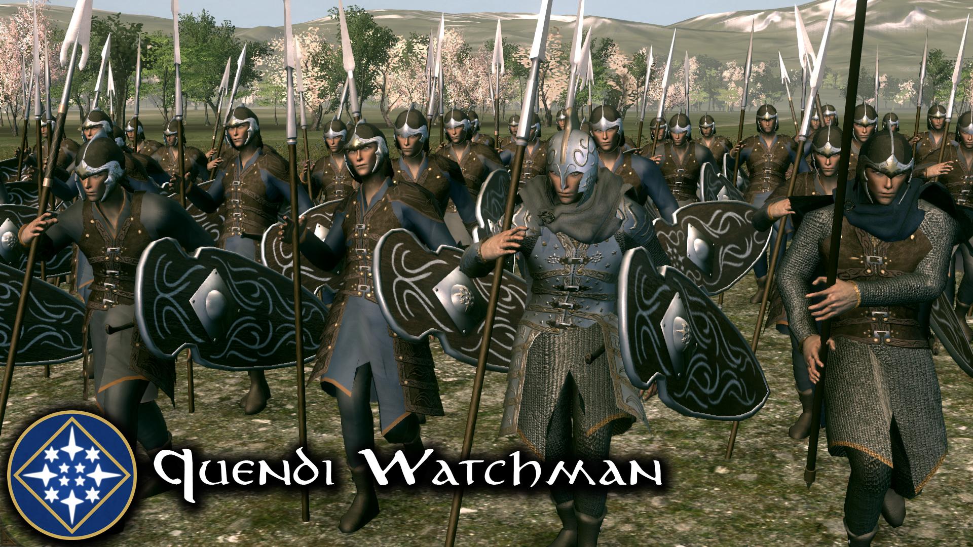 Quendi Watchman