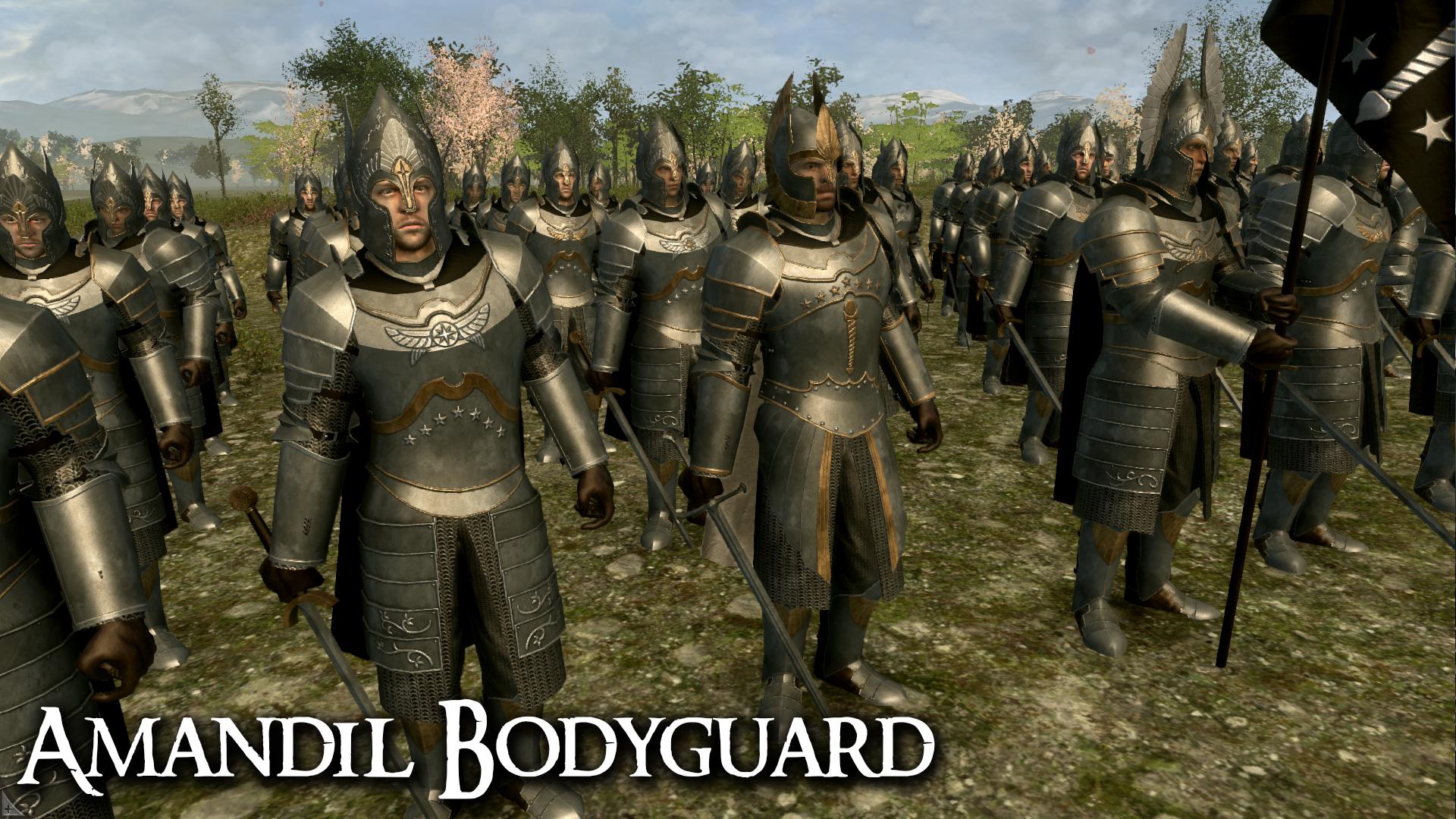 Amandil Bodyguard