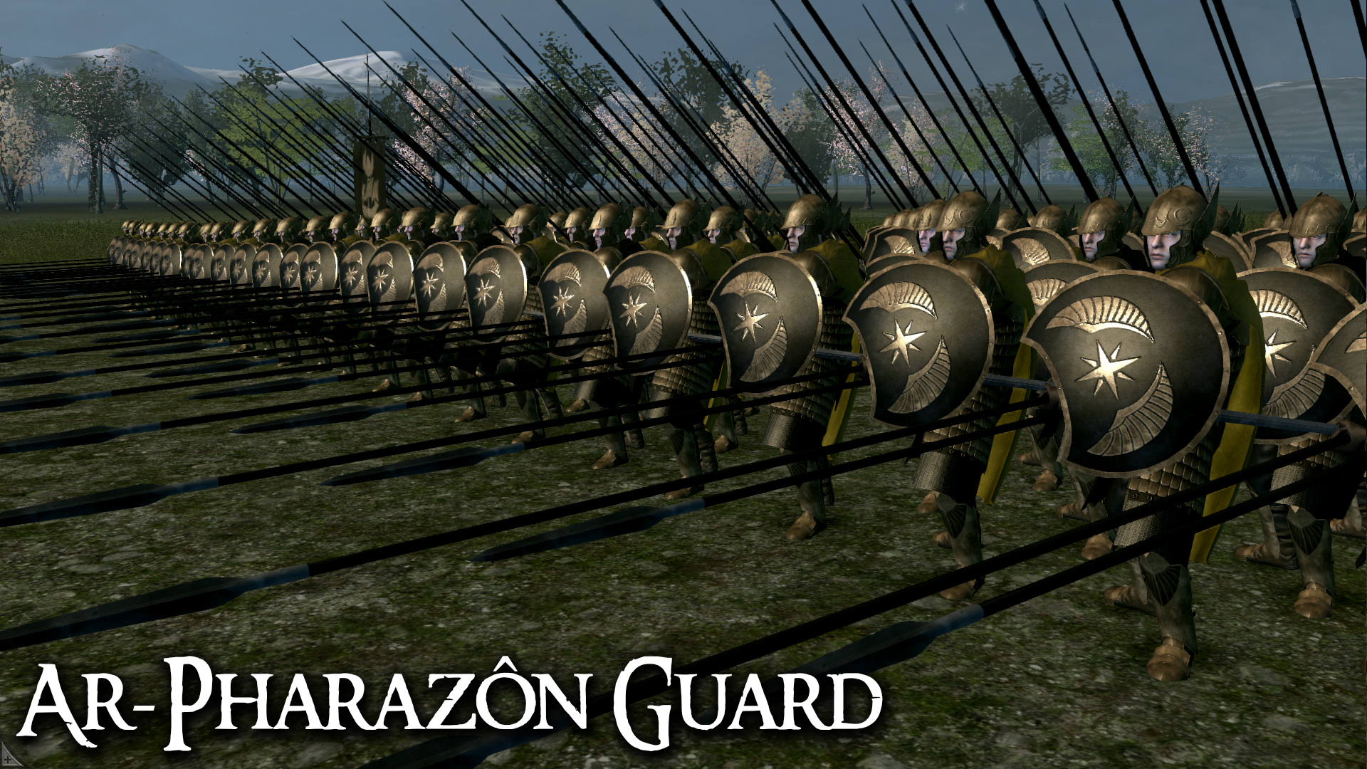 Ar Pharazon Guard