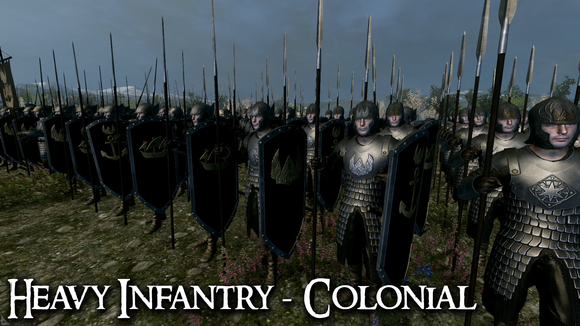 Heavy Infantry   Colonial