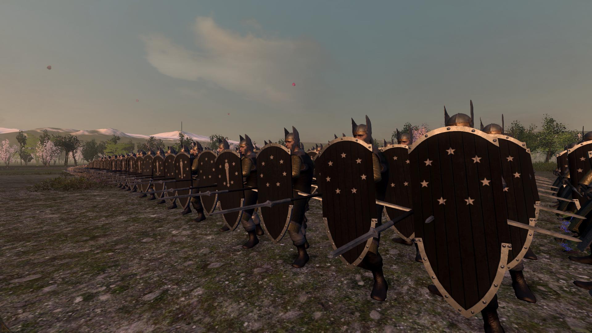 Numenorear Spearmen