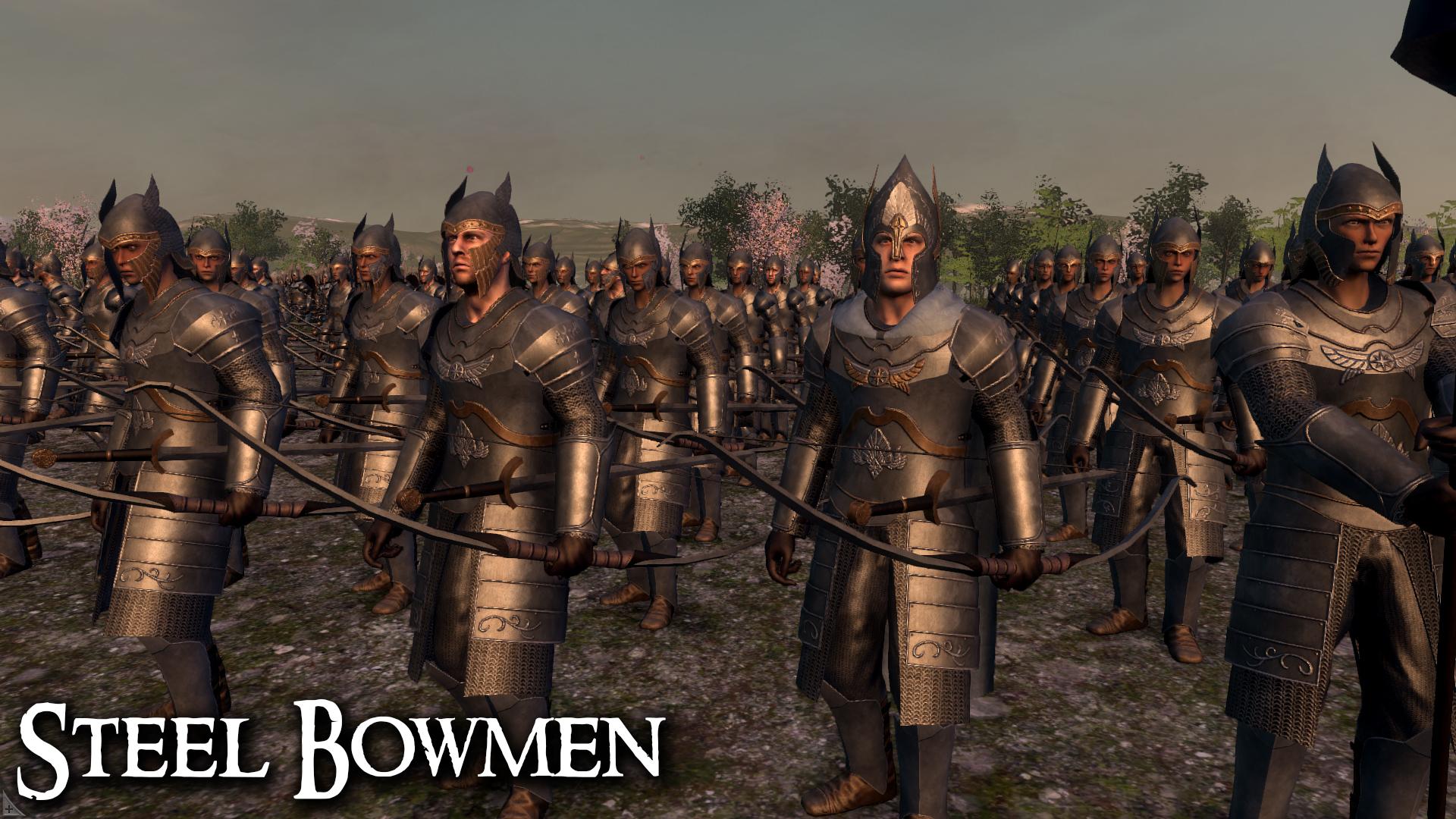 Steel Bowmen