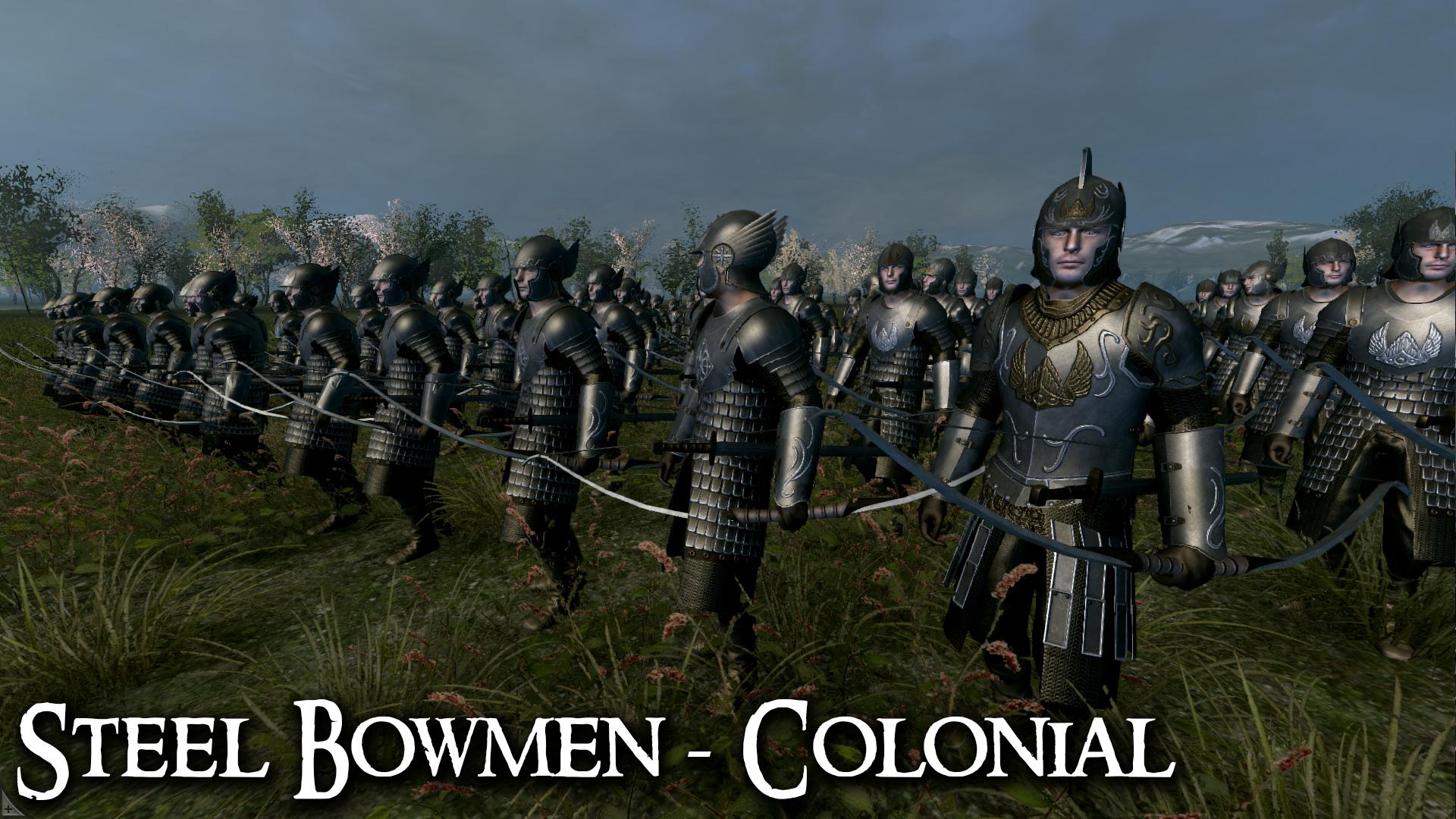 Steel Bowmen   Colonial