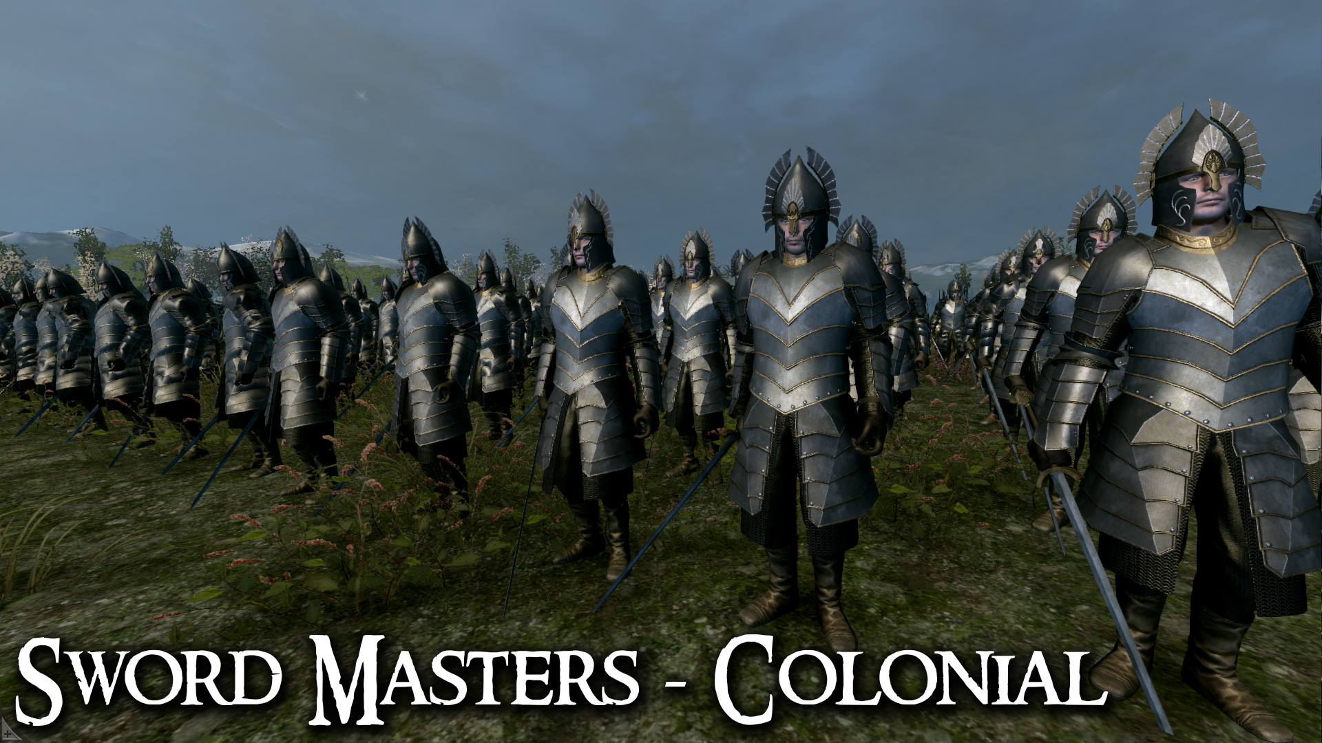Sword Masters   Colonial